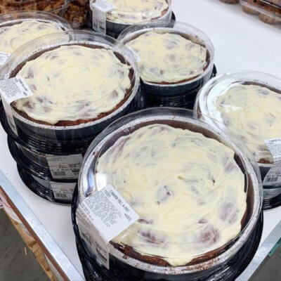 Costco Is Selling Giant Pull-Apart Cinnamon Rolls That Are Delicious Warmed Up Or Cold