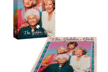 This 1,000 Piece 'Golden Girls' Puzzle Will Help You Beat The Self-Isolation Blues