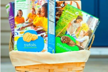 Girl Scout Cookies Can Now Be Ordered Online—You're Welcome