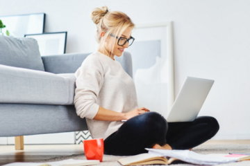 How To Stay Focused While Working From Home So You Can Actually Get Stuff Done