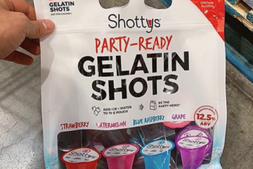 Costco Is Selling Pre-Made Jell-O Shots To Power Your Next Party