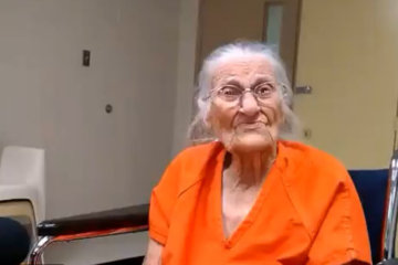 93-Year-Old Woman Arrested For Refusing To Pay Rent For 3 Months
