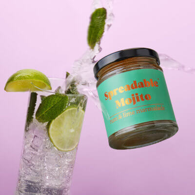 This Spreadable Mojito Brings The Flavors Of Rum And Lime To Your Morning Toast