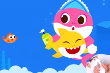 Baby Shark Released A New Song About Hand-Washing That You'll Never Get Out Of Your Head