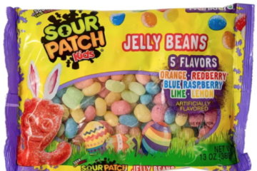 Sour Patch Kids Jelly Beans Exist To Make Your Spring A Little Sweeter