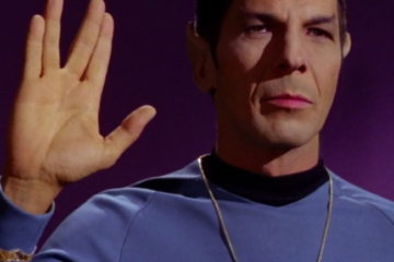 Should The Vulcan Salute Replace The Handshake While Coronavirus Is Spreading?