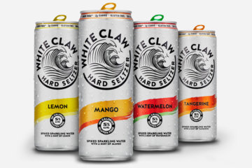 White Claw Is Launching 3 New Flavors And Summer Feels Closer Than Ever