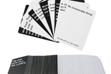 You Can Buy A 'Friends'-Themed Version Of Cards Against Humanity