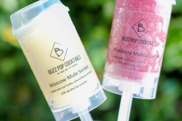 Cocktail Push-Up Pops Exist To Put A Boozy Twist On A Classic Summertime Treat