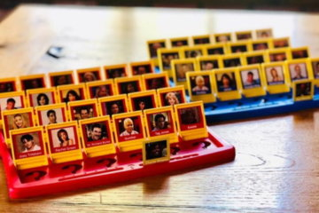 This 'Friends'-Themed Version Of Guess Who? Will Make Game Night Hilarious