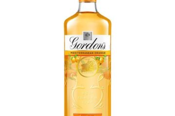 Gordon's Gin Has Released A Mediterranean Orange Flavor For All Your Summer Cocktail Needs