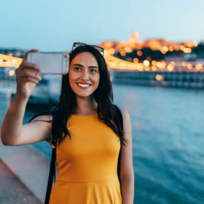 11 Tips For Taking The Perfect Selfie