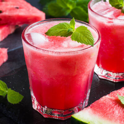 Watermelon, Vodka, And Prosecco Slushies Are The Summery Drink We All Need
