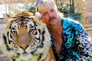 'Tiger King' Star Joe Exotic Is Apparently In Isolation After Illness Exposure