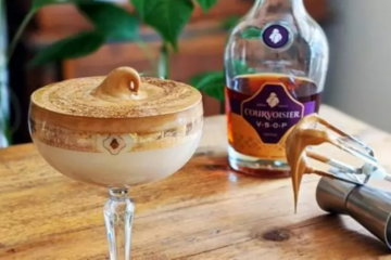 Whipped Espresso Martinis Are The Caffeinated Boozy Drink Dreams Are Made Of