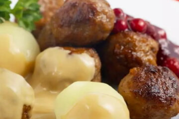 Ikea Shared Its Swedish Meatball Recipe So You Can Finally Make Them At Home
