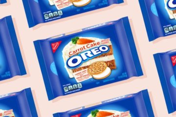 Carrot Cake Oreos Are Now Available Year 'Round, So Say Hello To Your New Favorite Dessert