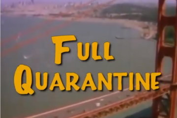 The 'Full House' Cast Recreated The Opening Credits As 'Full Quarantine'