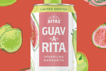 Ritas Is Releasing A Guava-Flavored Sparkling Margarita That You Can Drink Straight From The Can