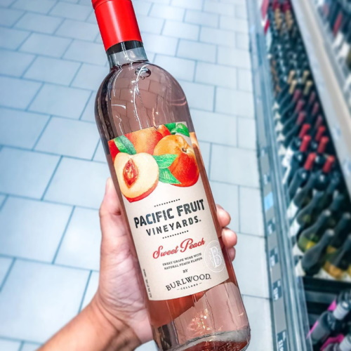 Aldi Is Selling A Sweet Peach Wine For The Perfect Spring Drinking Experience