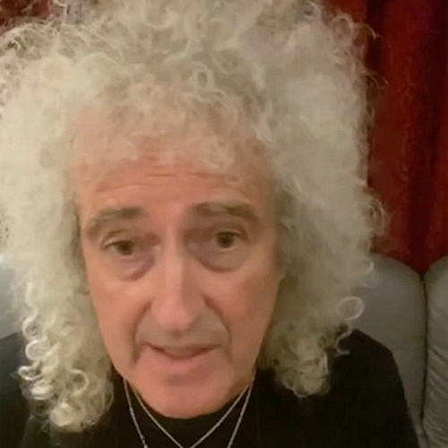 Queen Guitarist Brian May Rushed To Hospital After Suffering Heart Attack
