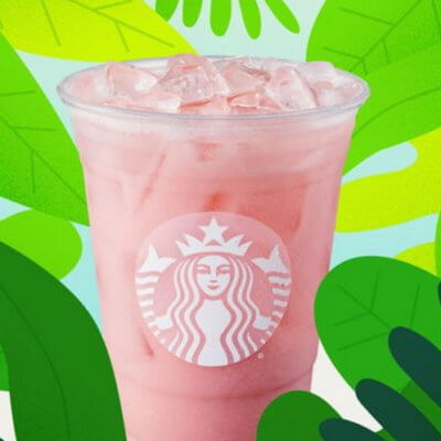 Starbucks Debuts New Pink Guava Passionfruit Drink And Brings Back The S'mores Frappuccino