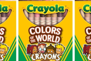 Crayola's New Colors Of The World Crayons Include 24 Skin Tone Shades