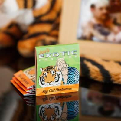 Joe Exotic Condoms Exist And They Offer 'Big Cat Protection'