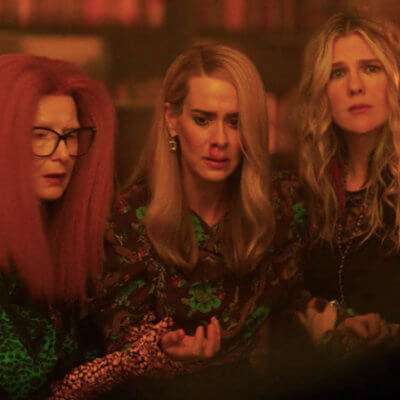The 'American Horror Story' Spinoff Is Officially Happening To Freak You Out All Over Again