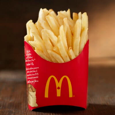 McDonald's Is Giving Out Free Fries Every Friday — Here's How To Get Yours