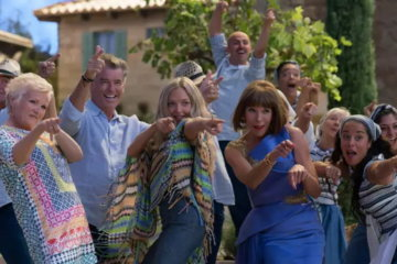 'Mamma Mia 2' Is Coming To Netflix Next Month, So Get Ready To Sing Along