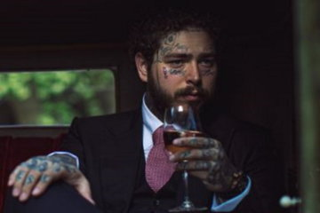 Post Malone Is Releasing His Own Rosé Wine And It's Extremely Fancy