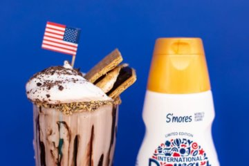 International Delight Has S'Mores Coffee Creamer That Makes Your Morning Brew More Like Dessert