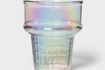 Target's Line Of Iridescent Drinkware Will Bring The Magic To Your Summer Parties