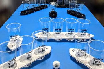 Tipsy Ships Is Basically A Drinking Game Version Of Battleship And It's So Fun