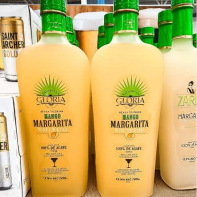 Aldi Is Selling Bottles Of Mango Margarita Wine To Get Your Weekend Started Right