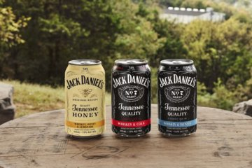 Jack Daniel's Released 3 New Canned Whiskey Cocktails And They All Look Delicious