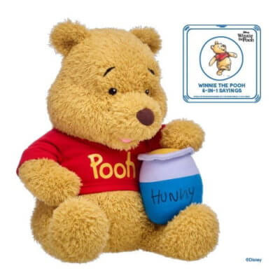 Build-A-Bear Brought Back Their Winnie The Pooh Stuffed Toy Just When We Needed It Most