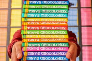 Chocolate Company Tony's Chocolonely Opening A 'Mega Factory' Complete With Roller Coaster