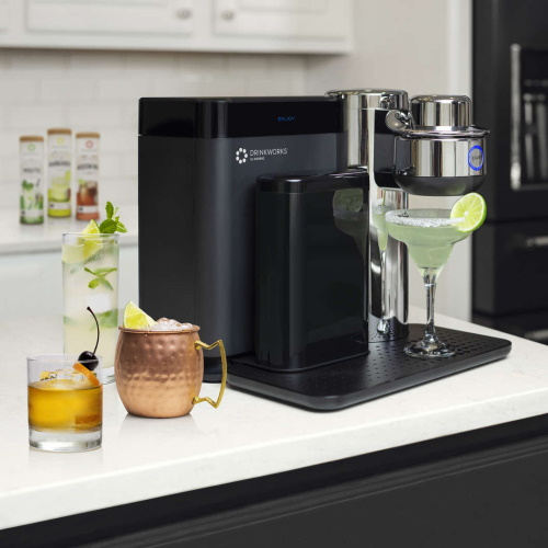 The Keurig Of Cocktails Is Here To Serve All Your Favorite Boozy Drinks On Demand