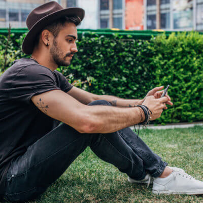 Why Do Guys Stop Texting When Things Are Going Well?