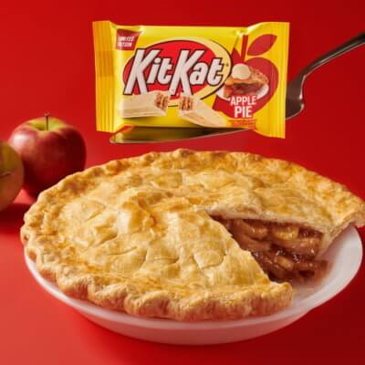 Kit Kat's Apple Pie Flavor Is Officially About To Hit Stores