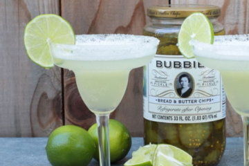 Dill Pickle Margaritas Are Here To Put A Savory Twist On The Classic Cocktail