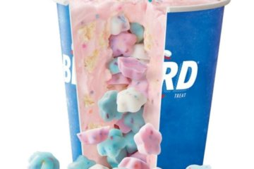 Dairy Queen Released A Piñata Party Blizzard That's Filled With Colorful Candy