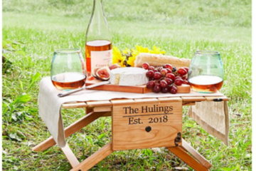 This Wine Tote Turns Into A Mini Picnic Table For Ultimate Summer Fun