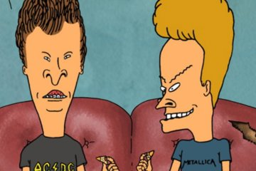 It's Official: Beavis And Butt-Head Is Getting A Reboot
