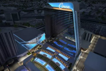 Las Vegas Is Getting A New Adults-Only Casino With A Pool Amphitheater
