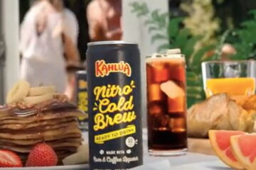 Kahlúa Is Releasing Rum-Infused Ready-To-Drink Nitro Cold Brew Cans