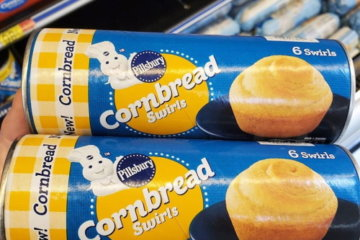 Pillsbury Has New Cornbread Swirls That You'll Want To Eat All Day Every Day