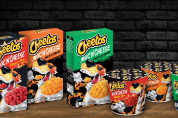 Cheetos Just Released Its Own Mac And Cheese, Including A Flamin' Hot Flavor